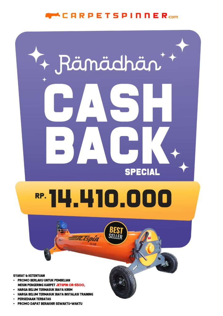 Promo Ramadhan Cash Back
